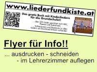 Flyer zur Information